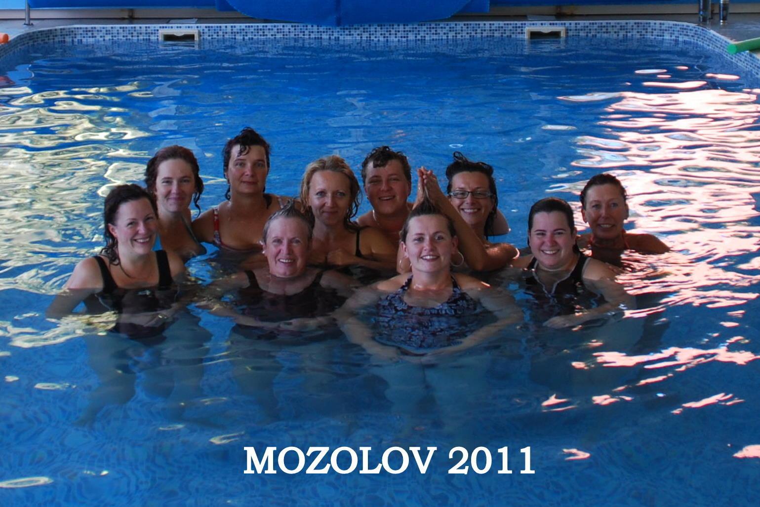 Relaxační a cvičební víkend v Mozolově 2011